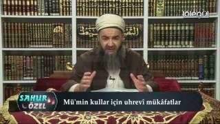Cübbeli Ahmet Hoca -  Cennet Ehlinin İlk Karşılanışı