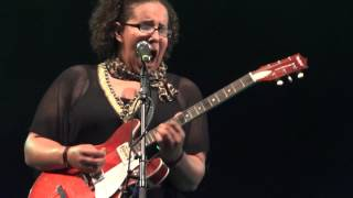 Alabama Shakes - Heavy Chevy - End Of The Road Festival 2012