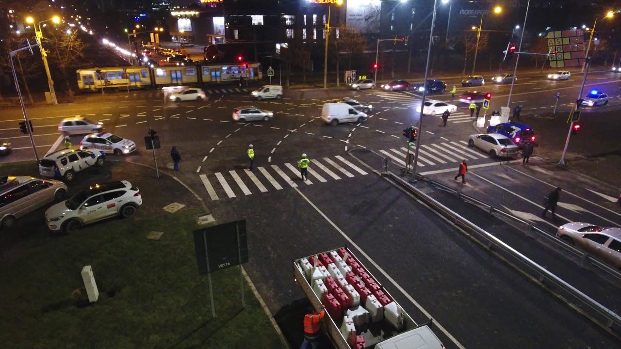 Autostrada A3 - Petricani, București - Deschiderea traficului