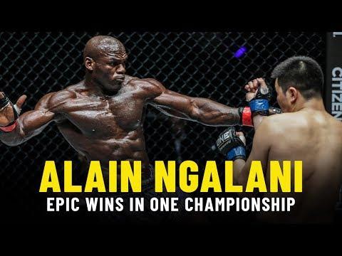 Alain Ngalani's EPIC