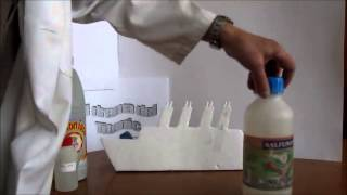 17 maneras de hacer química con cosas de casa