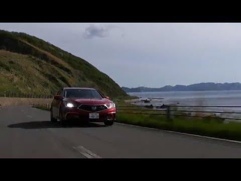 Honda LEGEND 春編/青森