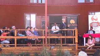 Wiradjuri Study Centre Opening