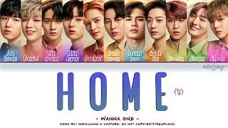 WANNA ONE (워너원) – ONE'S PLACE/HOME (집) (Color Coded Lyri…