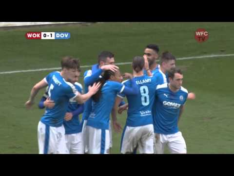 Woking 0 - 1 Dover Athletic (Match Highlights)