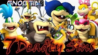 Mario Theory: Koopalings are the 7 Deadly Sins?  |  Gnoggin