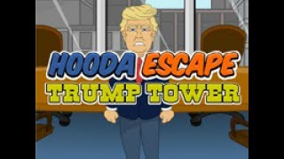 Hooda Escape Trump Tower Walkthrough