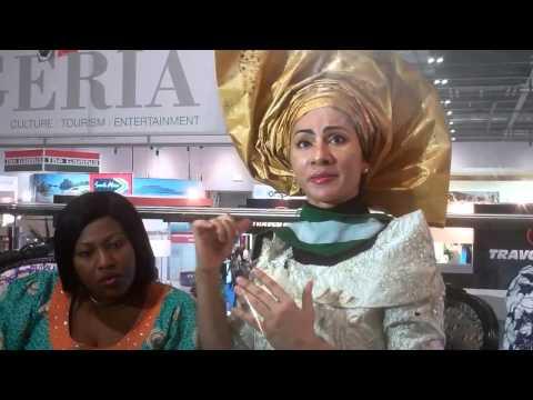 Director General NTDC speaks on Tourism in Nigeria at 2013 WTM  PT 1