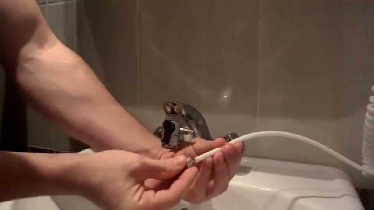 Ирригатор своими руками