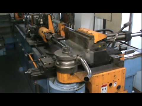 Exhaust manufacturing process