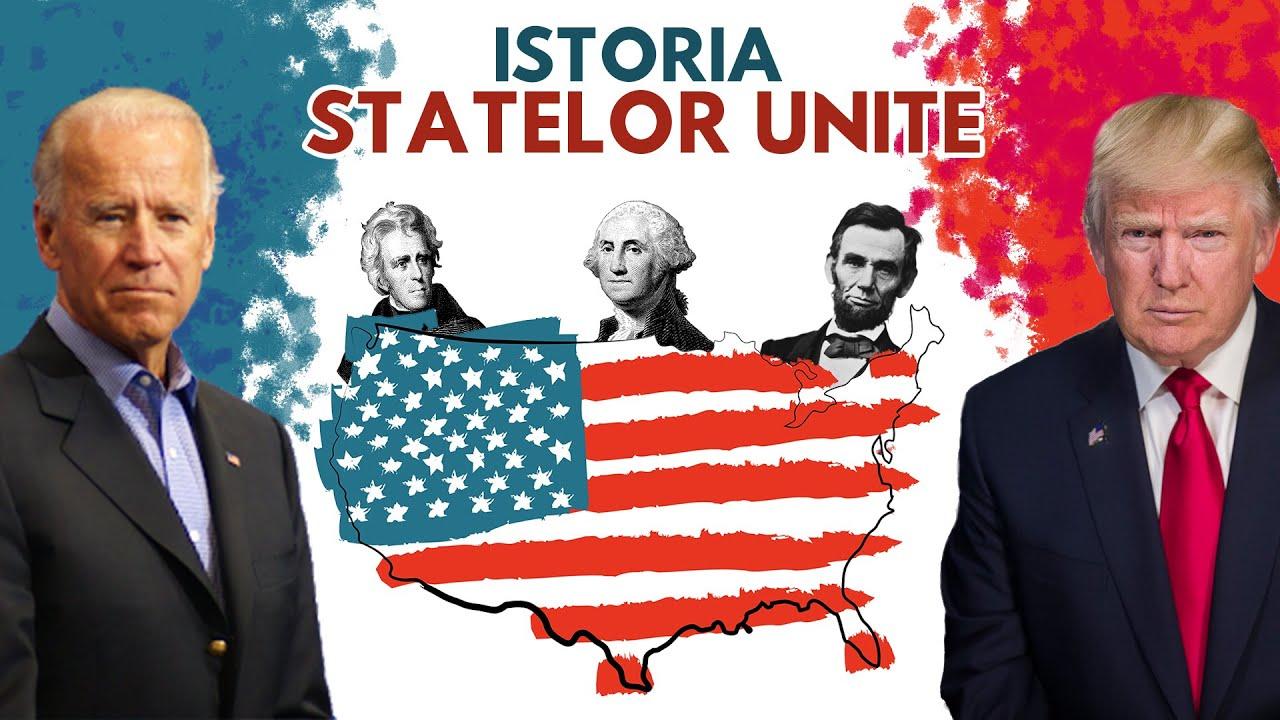Istoria Statelor Unite ale Americii