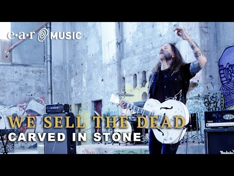"""We Sell The Dead """"Carved In Stone"""" (Official Music Video) - New Album Out February 21st"""