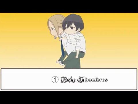 [SUB.ESP] Tanaka kun wa Kyou mo Kedaruge (ONA: 1 al 14)