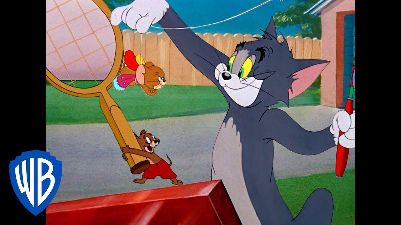 Tom y Jerry en Latino | Actividades en un Día Soleado | WB Kids