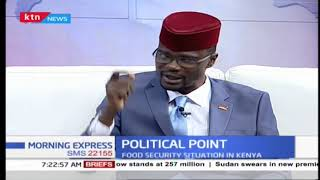 Politics of food security: Galana Kulalu Irrigation project was a scam from the start