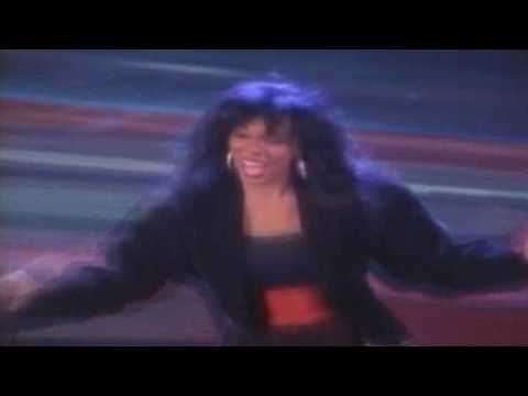 DONNA SUMMER - This Time I Know It's For Real  / / HD--16:9 / /