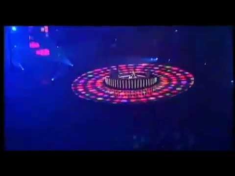 Dj Tiesto - Just Be ( Live In Concert )