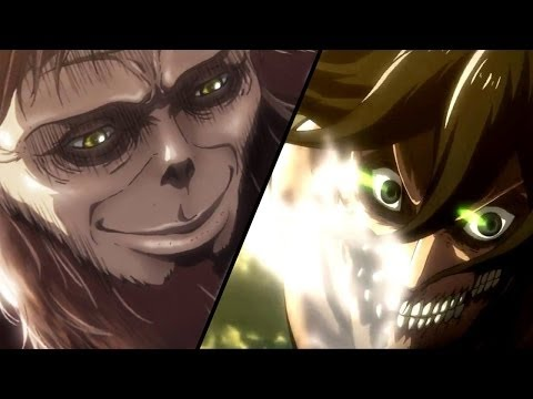 Attack On Titan Season 2「AMV」- Five