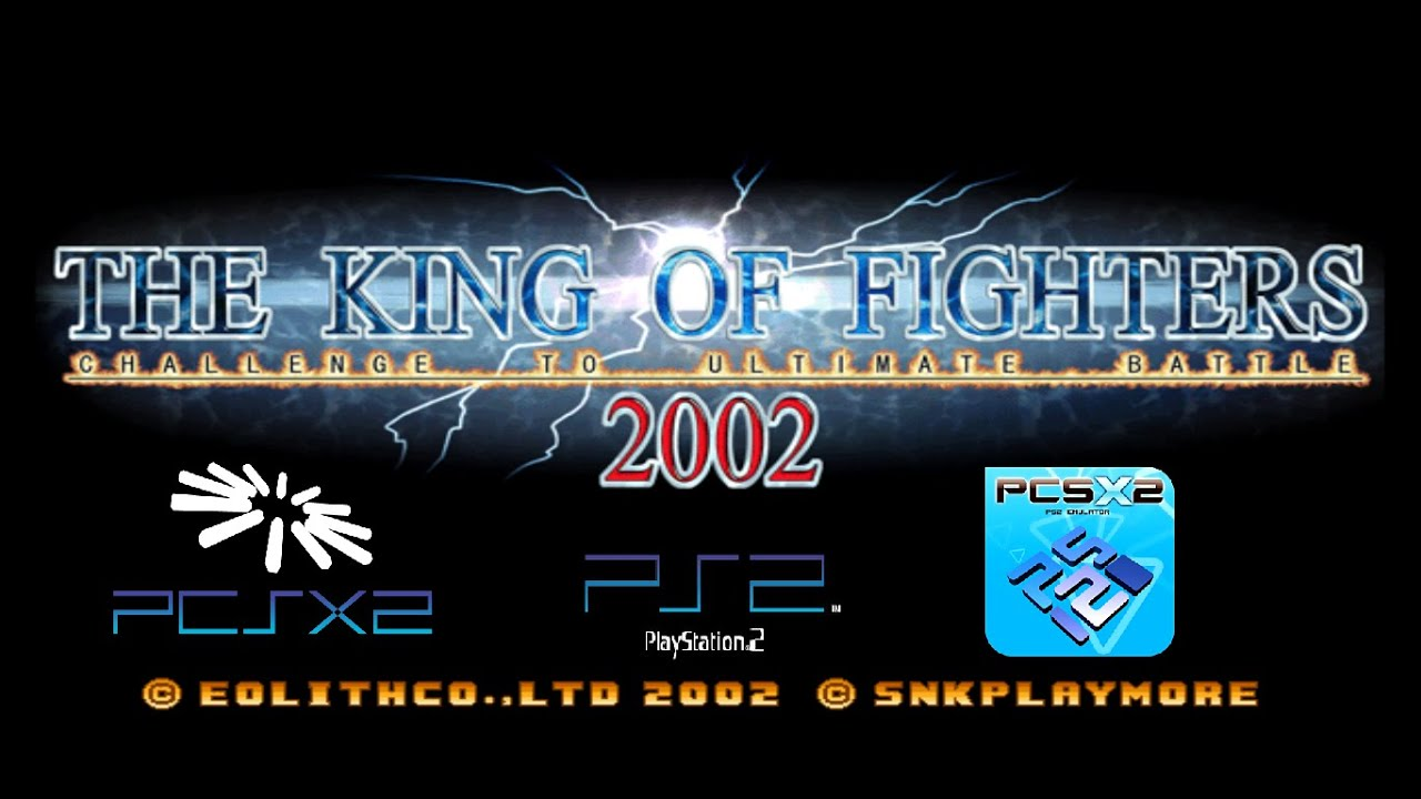 OF PARA KING BAIXAR THE PCSX2 FIGHTERS 2002