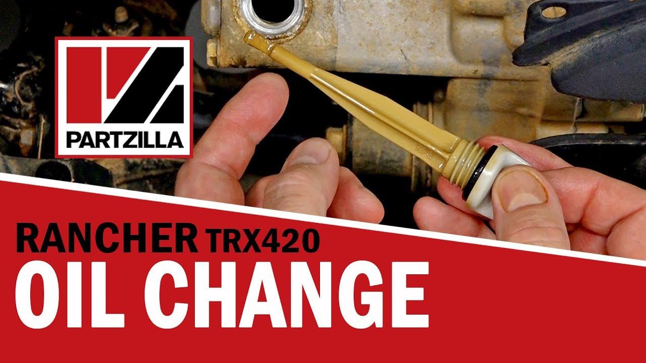 Oil Filter OEM Spark Plug Tune up TRX420 TRX 420 Fourtrax Rancher Honda Air