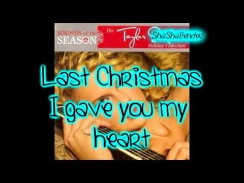 Last Christmas || Taylor Swift