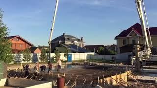 румянцево истринский район бетон купить