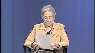 Louise Nevelson -- Read by Grace Glueck