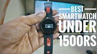 Best smartwatch under 20$/1500Rs l CF007 smartwatch review