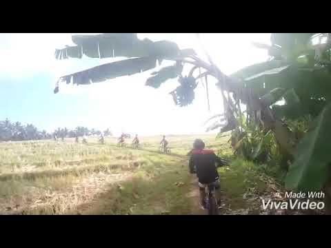 FUN BIKE SALAH JALUR 5 - BAJERA, SELEMADEG, TABANAN- BALI