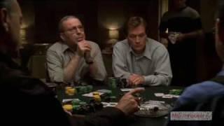 Бандиты играют в покер