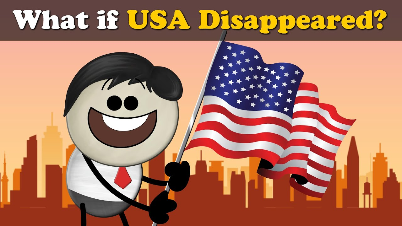 What if USA Disappeared? + more videos   #aumsum #kids #science #education #whatif