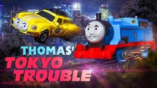 Thomas' Tokyo Trouble | Free and Easy J-Pop Music Video | Thomas & Friends