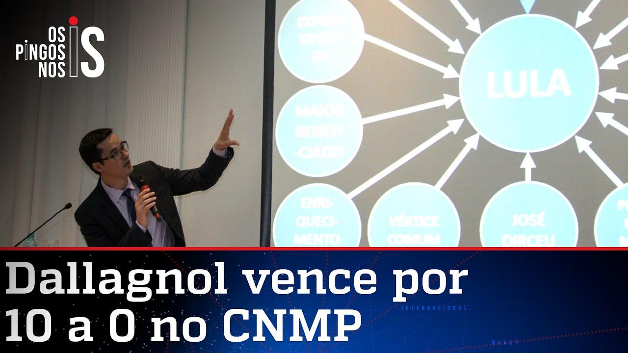 Conselho arquiva caso do PowerPoint de Lula