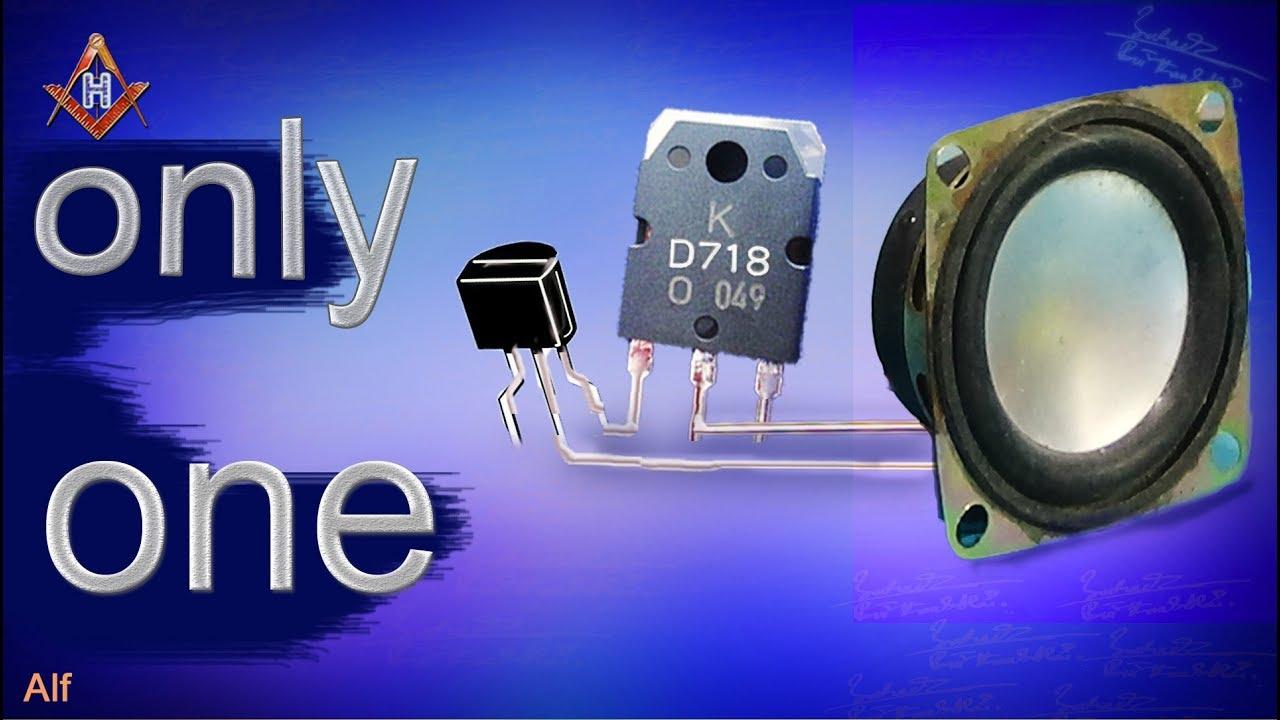 Simple Audio Amplifier Circuit Lm386 Images
