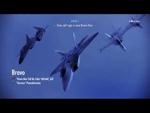 #17 Ace Combat Infinity Coop Moscow Hard