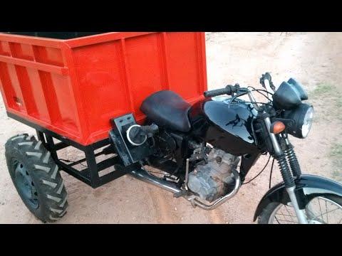 CTGM máquinas tr2x4 tr4x4 e motocargo!