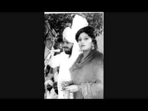 Aa Mundeya Ve (Mohd Sadiq & Ranjit Kaur) Old Punjabi Duet