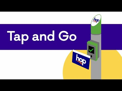 Hop How-To: Tap and Go