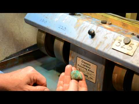 Lapidary part 1 - an Introduction to the Cutting and Polishing of gemstones.