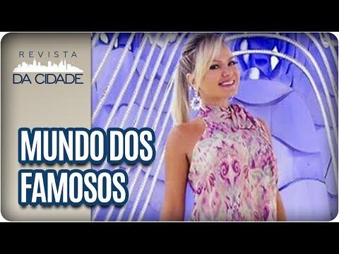 Eliana, Anitta e Rodriguinho - Revista da Cidade (05/06/2017)