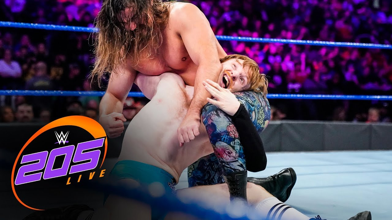 Gentleman Jack Gallagher vs. The Brian Kendrick: WWE 205 Live, Oct. 18, 2019