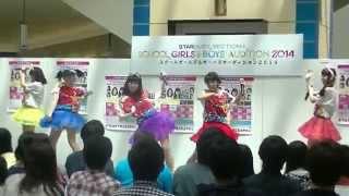 札幌発のガールズアイドルユニット『ミルクス』です。 りりたんが何かし...
