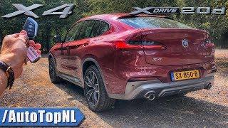 2019 BMW X4 M SPORT X REVIEW POV Test Drive by AutoTopNL