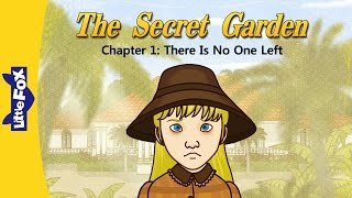 The Secret Garden 1: Learn English with Animated Stories by Little Fox