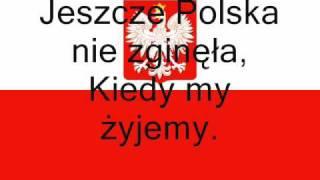 Die Nationalhymne Polens, Hymn Polski (Mazurek Dabrowskiego)