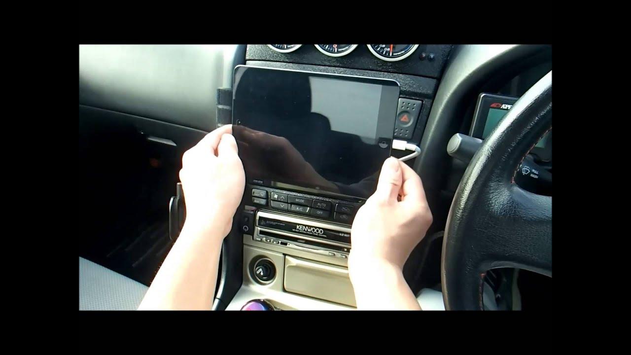 Diy Ipad  Car Mount