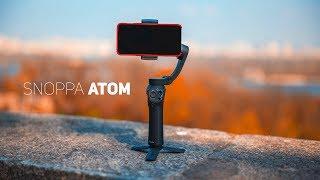 Стабілізатор Snoppa ATOM - Один у полі воїн