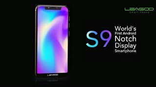 LEAGOO S9 OFFICIAL VIDEO : iPhone X Copy