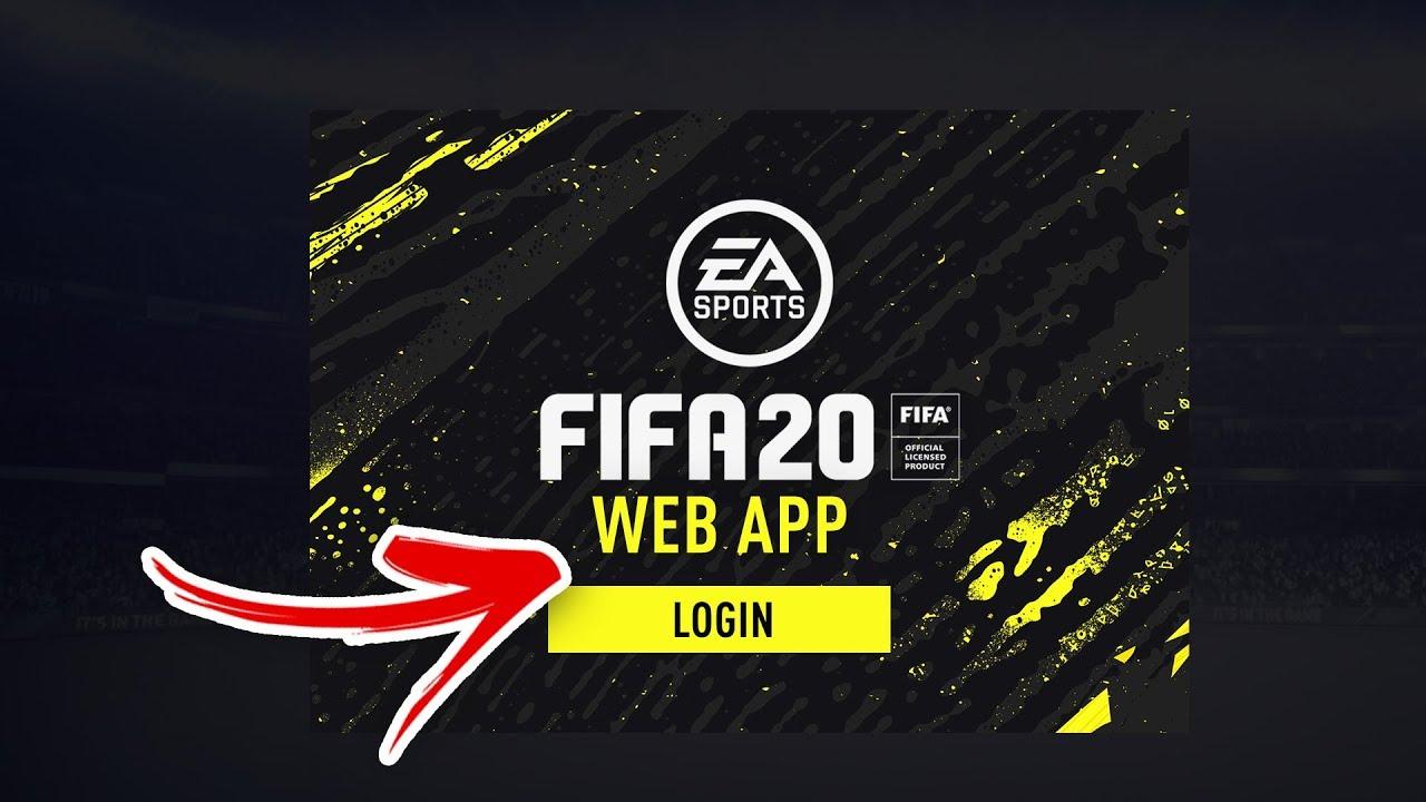 fifa 20 web app - 1280×720