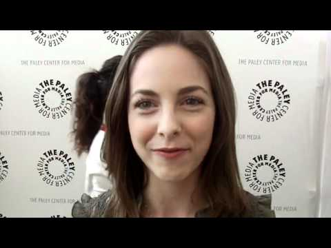 MEN OF A CERTAIN AGE actress Brittany Curran @ The Paley Center